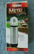 Malibu Metal Light 12V CL635P Pewter New (Open Box)