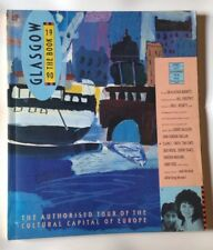 Glasgow Cultural Capital of Europe 1990 Book