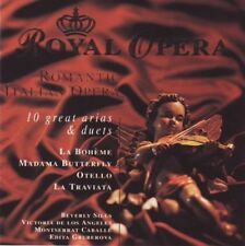 Various - Romantic italian opera - CD -