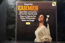 G. Bizet - Carmen / Karajan   3 LP-Box