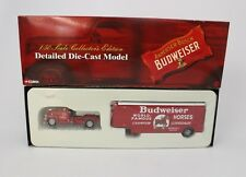 Corgi DieCast Budweiser Clydesdale's Diamond T 620- 2004 Collectors Edition 1:50