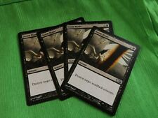 English Iconic Masters MTG Magic 4x Doom Blade NM-Mint