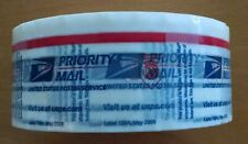 New listing 1 Roll Priority Tape May 2008 Blue And White Clear