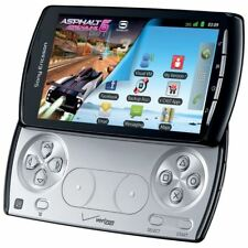 Sony Ericsson Xperia Play R800 3G At&t Slide Smartphone Black Blue