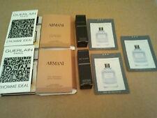 Bulk Lot 9 X Men perfume Samlpe  Fragrance
