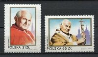 35979) Poland 1983 MNH Visit Of Pope John Paul II 2v