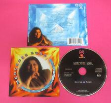 CD MERCEDES SOSA Gestos De Amor 1994 Germany VERVE WORLD no lp mc dvd (CS18)