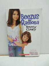 Beezus And Ramona Book Beverly Cleary Movie Novel Selena Gomez Photo Cover