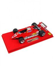 New BBR 1/18 Ferrari 126C2 Gilles Villeneuve San Marino GP  1982 from Japan