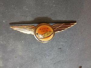 Airline Badge KANGA CREW Badge