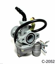 Carburetor PZ 22 for CT90 CT110 XL125 Honda ATC FourTrax ATV Petcock Cable Choke