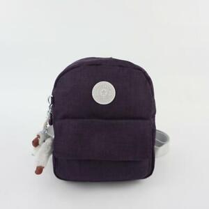 KIPLING ROSALIND Small Backpack Misty Purple