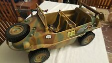 Ultimate Soldier 21st Century 1:6 WWII German Schwimwagon vehicle camo