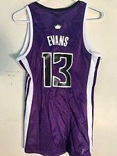 Adidas Women's NBA Jersey Sacramento Kings Tyreke Evans Purple sz XL