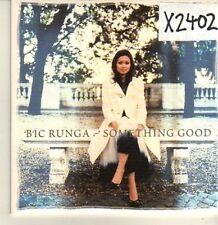 (CP453) Bic Runga, Something Good - 2004 DJ CD