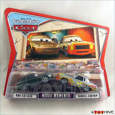 Disney Pixar Cars Movie Moments Bob Cutlass Darrell & Cartrip WoC World of Cars