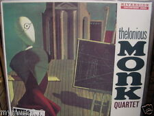 THELONIOUS MONK MISTERIOSO AUDIOPHILE 45 RPM Sealed 2 LPS LOW NUMBERED #138 SET