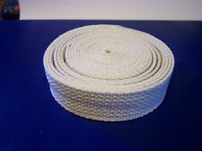 1 Inch Wide Wicks 20 Feet Long for Oil Lamps Made in the USA 100% Cotton   45KR