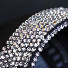 9233c2702509 667 2MM SELF ADHESIVE STICK ON DIAMONTE CLEAR GEMS CRYSTAL RHINESTONE  DIAMANTES