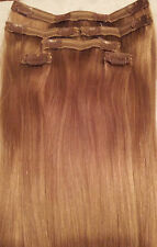 """Clip-In 6 Piece Set 14/16"""" Remy Silky Human Hair- Gorgeous Hair ! Special Price!"""