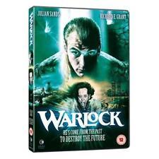 Warlock - Genuine UK NEW SEALED DVD - Julian Sands, Richard E. Grant