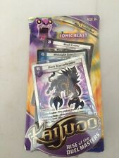 Kaijudo - Rise Of The Duelmasters - Competitive Deck -  Sonic Blast - NEW