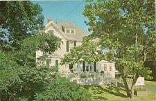 THE TOWN HOUSE POSTCARD CIR 1960'S LIBRARY LANE CHATHAM, CAPE COD, MA.