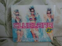 Clubland 27- 2xCd-Various artists - New - Free Uk postage