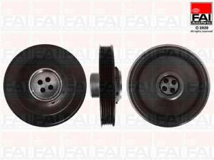 FAI CRANKSHAFT PULLEY BMW MINI R56 R61 1.6 DIESEL ENGINE 11238477129 11238511320