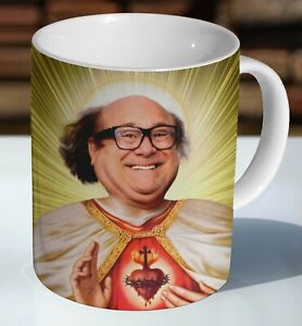 Danny DeVito Holy Funny Ceramic Coffee Mug - Cup