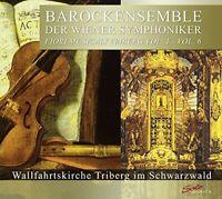 Baroque Ensemble of the Vienna Symphony Orchestra - Fiori Musicali [CD]