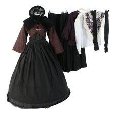 Amazing Collection of Reenactment Civil War Garments and Accessories Cosplay