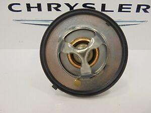07-16 Chrysler Dodge Jeep New Primary Thermostat 1.8L 2.0L 2.4L Mopar Oem