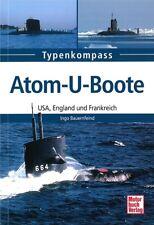 Types de boussole sous-marins nucléaires, pays de l'OTAN uboot-types-Livre/Modèles/données/Manuel