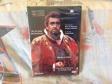 THE ROYAL OPERA Otello PLACIDO DOMINGO Covent Garden Pioneer KIRI TE KANAWA DVD
