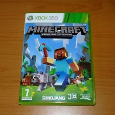 XBOX 360 MINECRAFT 360 EDITION GAME