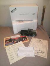 Danbury Mint 1942 Ford Pickup Truck Diecast Model w/ Box & Title