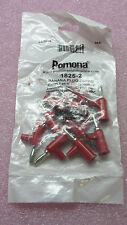 Pomona Electronics Banana Plugs Red 1825-2 (10 PCS) #TQ343
