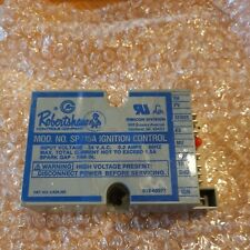 Robertshaw Model Number Sp715a Ignition Control