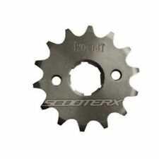 14 Tooth Front Steel Sprocket for 420 Chain Chinese Dirt Bike 14T quad 4 wheeler
