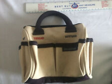 small brookstone sewing canvas bag