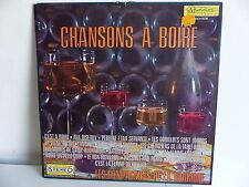 COMPAGNONS DE LA BARRIQUE Chansons a boire 30CV1036