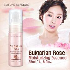 NATURE REPUBLIC Bulgarian Rose Moisture Essence 35ml / Korean Cosmetics