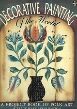 Folk Art - Decorative Painting Of the World