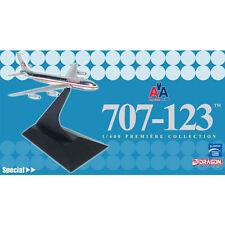 DRAGON 55805 AMERICAN AIRLINES B707-123 1/400 DIECAST MODEL PLANE NEW