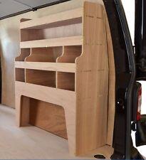 VW T5 & T6 Transporter Racking Shelving Tool Storage Unit + Fittings - WR35