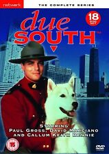 Due South - The Complete Series 1, 2 & 3 ------- 18-Disc DVD Boxset