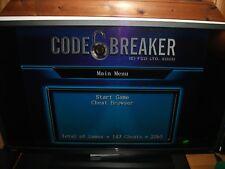 Code breaker-TRICHEURS & Play importés Jeux-Sega Dreamcast-repo