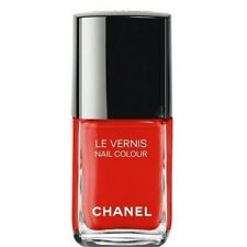 CHANEL Le Vernis LongWear Nail Colour Nail Polish 634 Arancio Vibrante