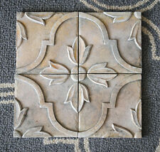 Set of 4 tiles perfect for Kitchen Backsplash (if you need more let me know)